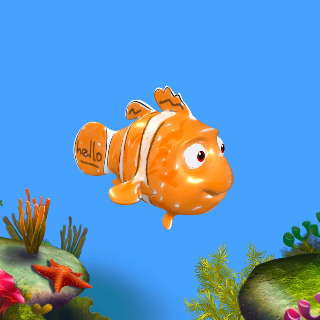 Interactive Aquarium