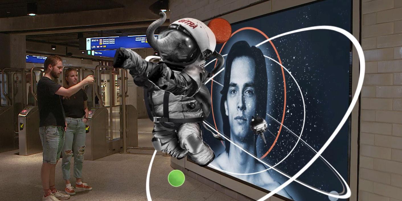 AR Digital Exposition – Museumnacht Amsterdam