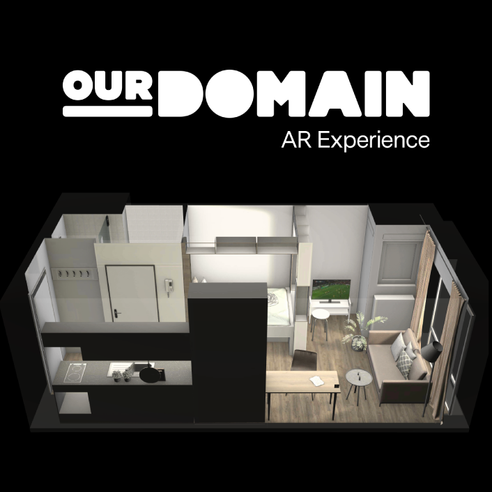 Greystar – Our Domain AR Experience