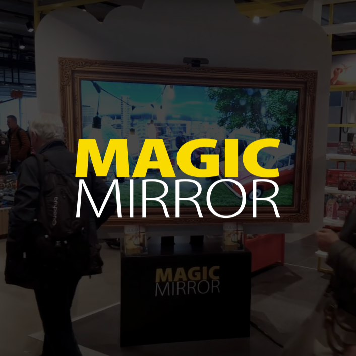 Capi Travel Plaza – Magic Mirror