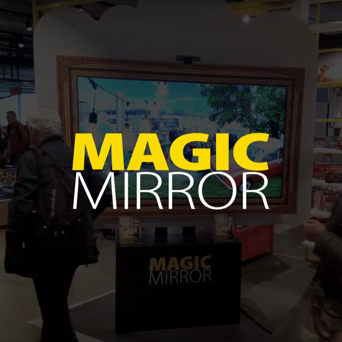 Capi Travel Plaza – Magic Mirror