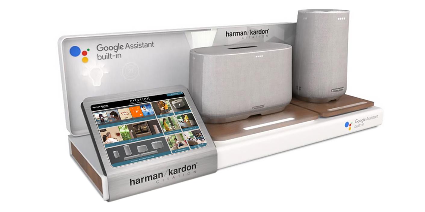 Harman Kardon – Retail Display App