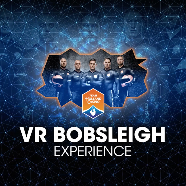 Kinetic Bobsleigh VR Experience